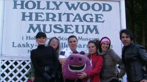 Hollywood Heritage Museum - Woggie Actors